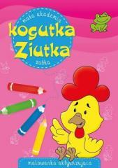 Mała akademia kogutka Ziutka. Żabka