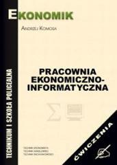 Pracownia ekonomiczno-informatyczna ćw EKONOMIK