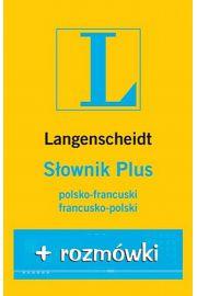 Słownik PLUS polsko-francuski francusko-polski   rozmówki