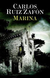 Marina - Carlos Ruiz Zafon TW