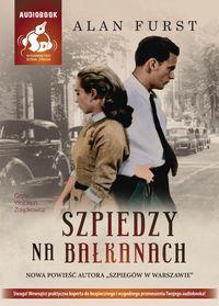 Szpiedzy na Bałkanach audiobook