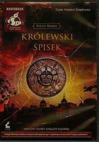 Królewski spisek audiobook