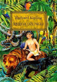 Księga dżungli z oprac. okleina GREG