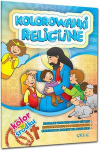 Kolorowanki religijne