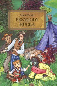 Przygody Hucka z oprac. okleina GREG