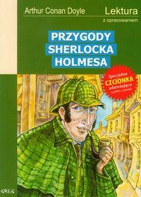 Przygody Sherlocka Holmesa z oprac. GREG