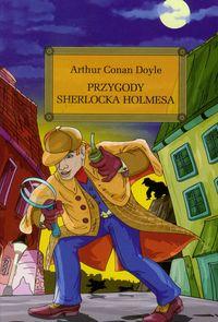 Przygody Sherlocka Holmesa z oprac. okleina GREG