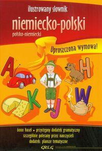 Ilustrowany słownik niem-pol, pol-niem  Twarda