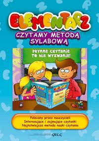 Elementarz - czytanie metodą sylabową TW Greg