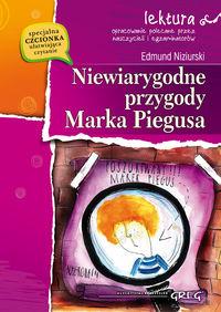 Niewiarygodne przygody Marka Piegusa z oprac. GREG