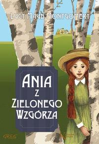 Ania z Zielonego Wzgórza Kolor BR