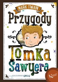 Przygody Tomka Sawyera kolor TW GREG
