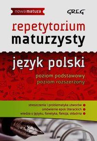 Repetytorium maturzysty - język polski GREG