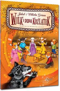 Wilk i siedem koźlątek kolor BR GREG