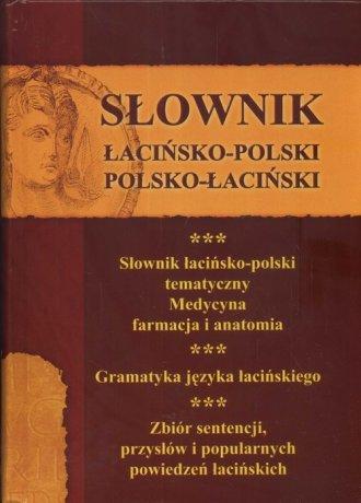 Słownik łacisko polski polsko łaciński