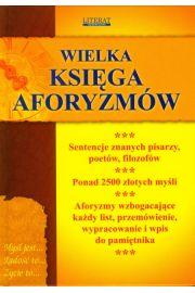 Wielka Księga Aforyzmów