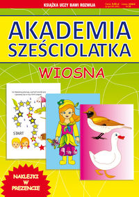 Akademia sześciolatka - Wiosna
