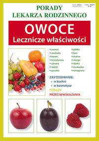 Porady lek. rodzinnego. Owoce Lecznicze...