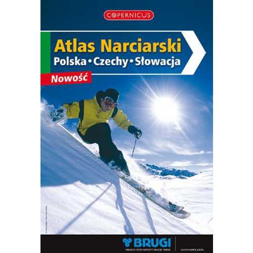 Atlas Narciarski. Polska, Czechy, Słowacja