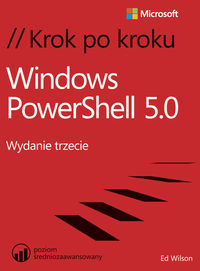 Windows PowerShell 5.0 Krok po kroku