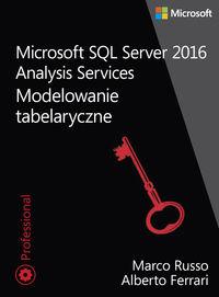 Microsoft SQL Server 2016 Analysis Services.