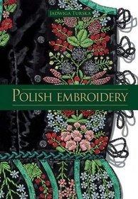 Haft polski wersja angielska