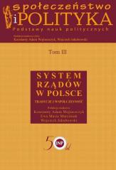 Społeczeństwo i polityka. Podstawy nauk polit. T.3