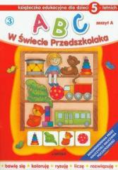 ABC w świecie przedszkolaka A/5 (3) LIWONA