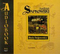 Boży bojownicy audiobook