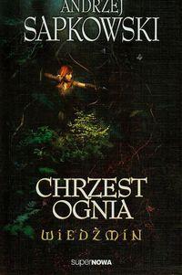 Wiedźmin 5 - Chrzest ognia Wyd. 2014