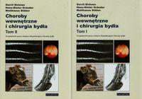 Choroby wewnętrzne i chirurgia bydła T.1-2