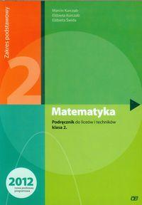 Matematyka LO 2 podr. ZP Świda NPP w.2012 OE