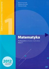 Matematyka LO 1 podr ZPR NPP w.2015 OE