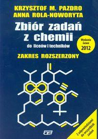 Chemia LO zb.zadań zak.rozszerz. w.2012 Pazdro OE