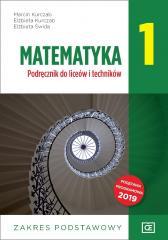 Matematyka LO 1 podr ZP NPP w.2019 OE PAZDRO
