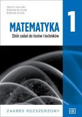 Matematyka LO 1 Zbiór zadań ZR NPP w.2019 OE PAZDR
