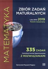 Matematyka LO zbiór zadań maturalnych ZR w.2019