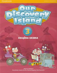 Our Discovery Island 3 SB+kod PEARSON