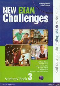 Exam Challenges New 3 SB + MyEngLab PEARSON