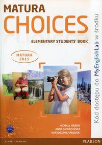 Matura Choices Elementary plus MyEng. SB PEARSON