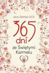 365 dni ze Świętymi Karmelu w.2018