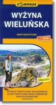 Mapa turystyczna - Wyżyna Wieluńska 1:50 000