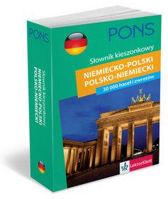 Słownik kieszonkowy niemiecko-polski polsko-niemiecki