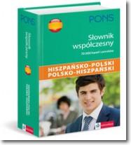 Słownik współczesny hiszpańsko polski polsko hiszpański
