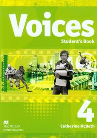 Voices 4 SB MACMILLAN