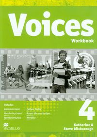Voices 4 WB MACMILLAN