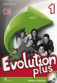 Evolution Plus 1 WB MACMILLAN