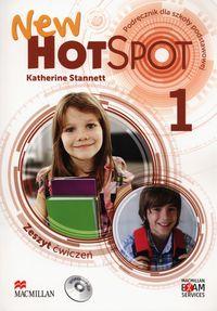 Hot Spot New 1 WB MACMILLAN