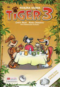 Tiger 3 SB MACMILLAN podręcznik wieloletni