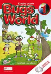 Bugs World 1 SB MACMILLAN podręcznik wieloletni
